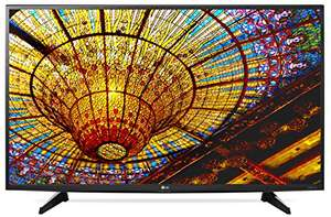 "Amazon: TV Smart 4k LG Web Os 3.0 49"" 49UH6500 (vendida por un tercero)"