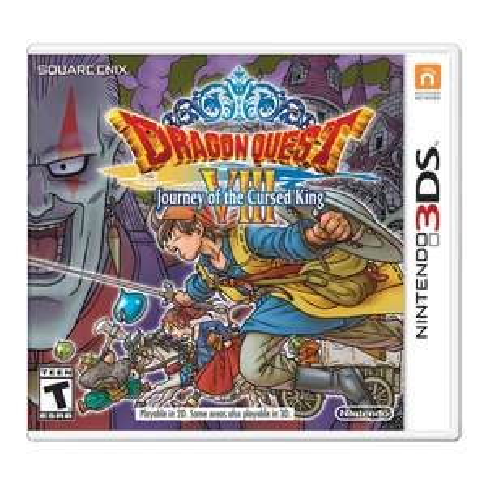 Walmart: Dragon Quest VIII para Nintendo 3DS