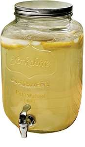 Amazon: Dispensador Mason Jar (1 galón)