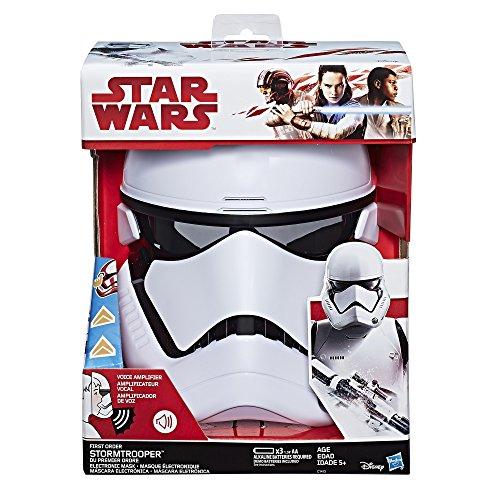 Amazon: Star Wars Máscara Electrónica Stormtrooper