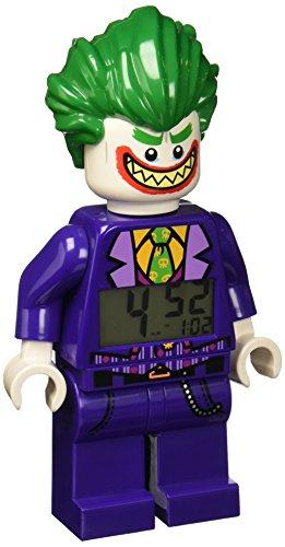 Amazon, Reloj Despertador Batman Movie, The Joker en su precio mas bajo