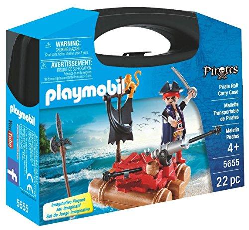 Amazon: Maleta de pirata playmobil en oferta y con PRIME
