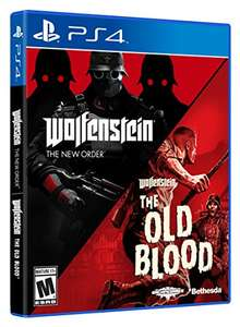 Amazon: Wolfenstein The Two Pack PS4