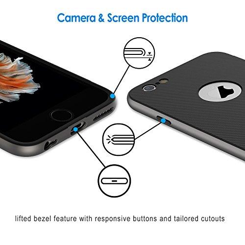 Amazon: JETech Funda para iPhone 6s Plus  y iPhone 6 Plus