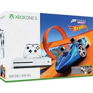 eBay: Consola Xbox One S 500GB + Forza Horizon 3 Hot Wheels