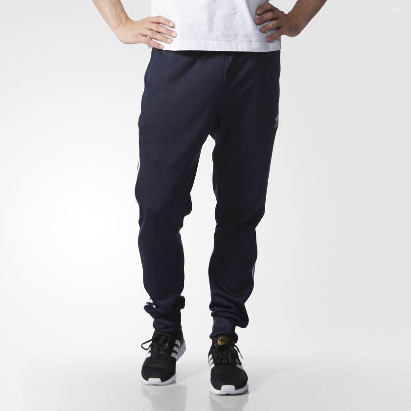 Adidas: Pants Originals SST Cuffed