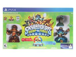 Liverpool: Skylanders Swap Force Starter Pack $339