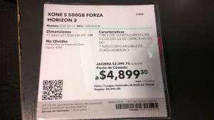 Best Buy: Xbox One S 500GB + Forza Horizon 3