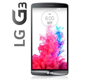 Telcel: celular LG G3 a $3,951 en plan pro 200 a 18 meses