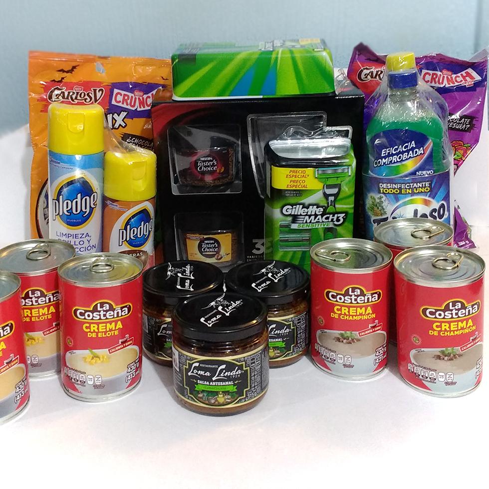 Walmart: Liquidaciones de Chimichurri Loma Linda, Crema de Elote y Champiñon La Costeña, Crayones Giratorios BIC y más