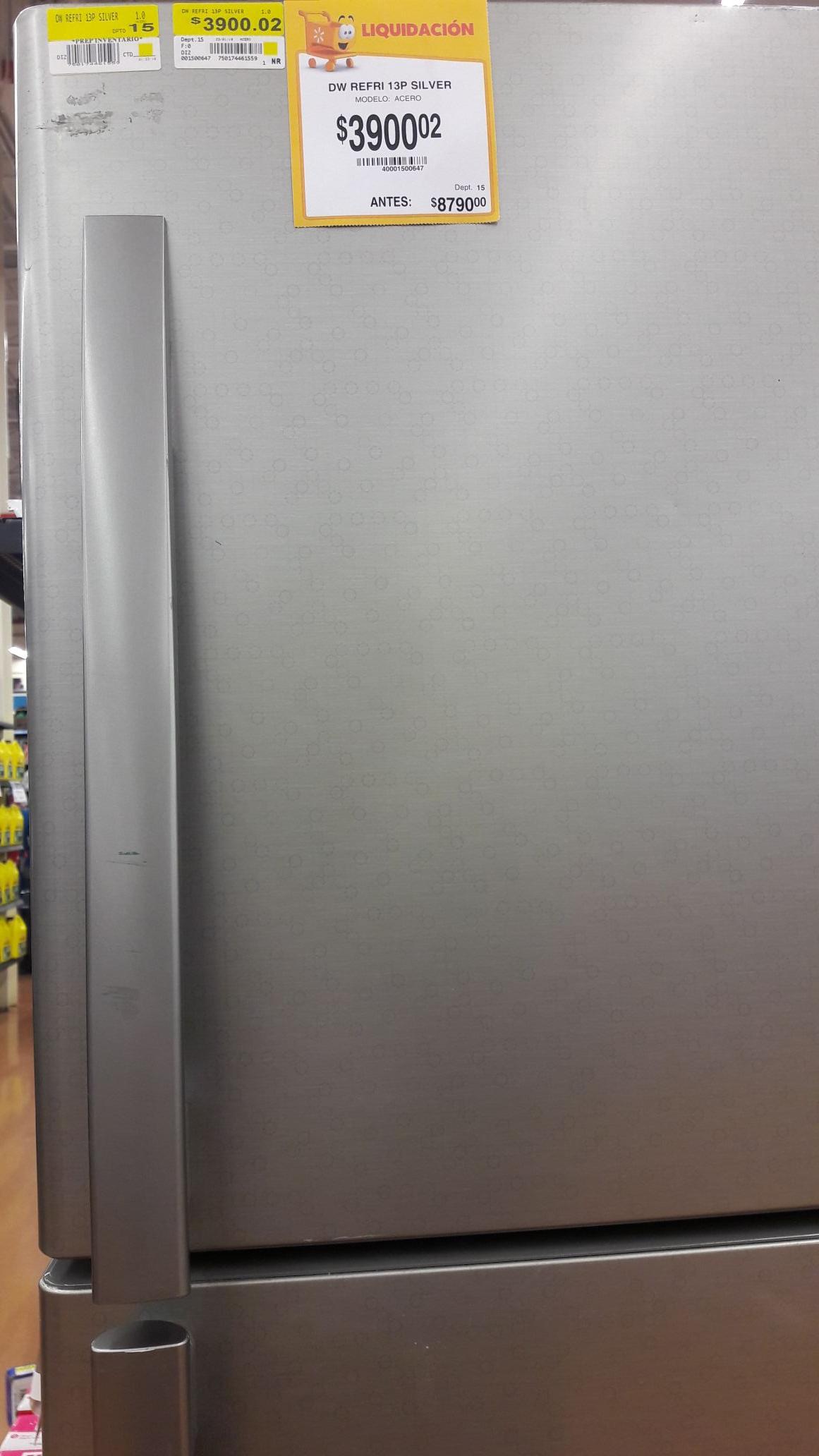 """Walmart: Refrigerador Daewoo de 13"""" en .02"""
