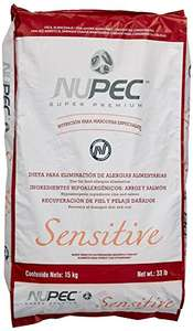 Amazon: Croquetas Nupec Sensitive 15Kg