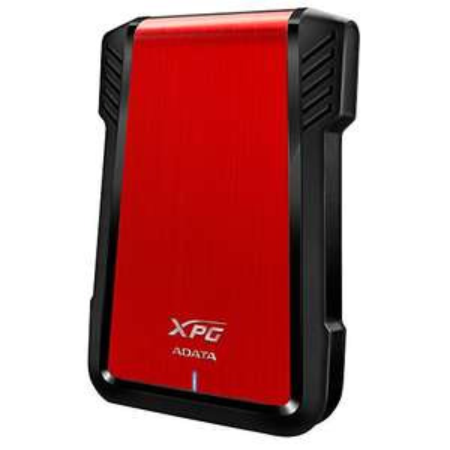 "Amazon MX: Adata Gabinete Externo EX500, 2.5"", color Rojo"
