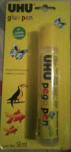 Woolworth: UHU Glue Pen 50 ml