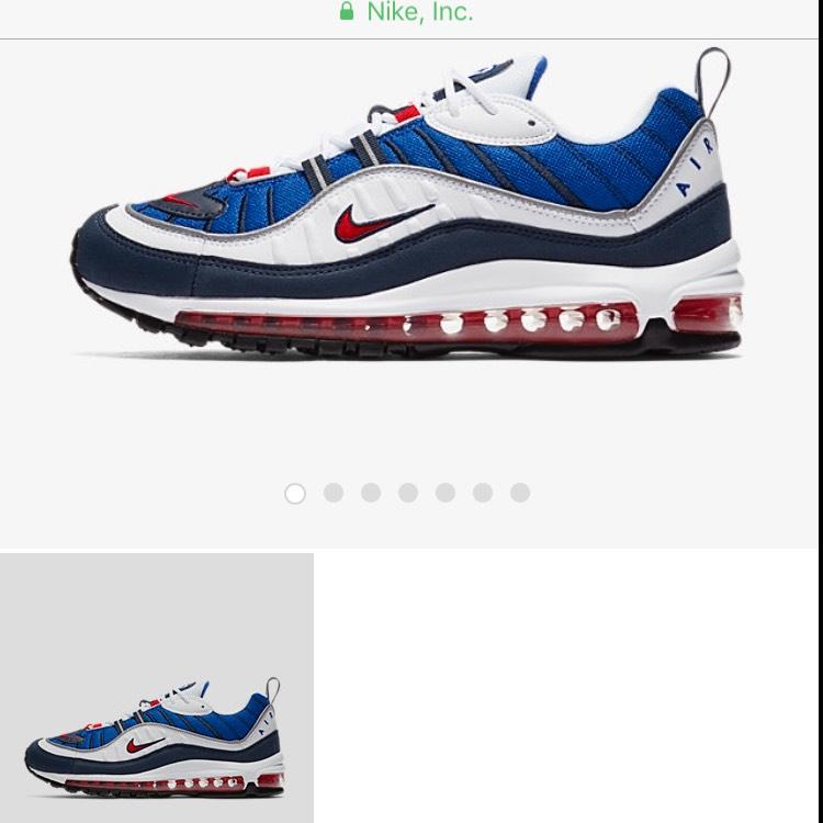 Nike: Air Max 98