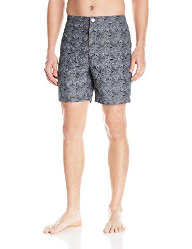 Amazon: Short Bañador Calvin Klein Talla L (Aplica Prime)