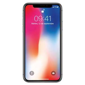 Sam's Club: iPhone X 64 GB más 12 MSI