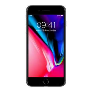 Sam's Club: iPhone 8 Plus AT&T 64GB 12 meses sin int