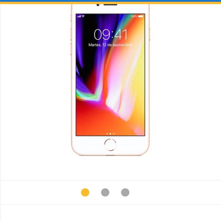 Walmart: iPhone 8 256 Gb $15,999, descuento de $4000 mas meses sin intereses