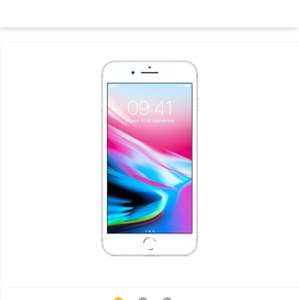 Walmart: iPhone 8 Plus Apple 256 GB Plata Telcel