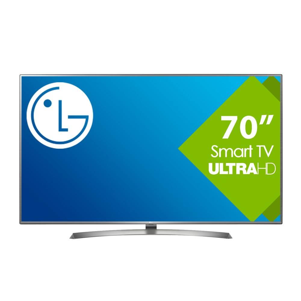 Sam's Club: Pantalla LG 70 Pulgadas LED 4K Smart TV 70UJ6520
