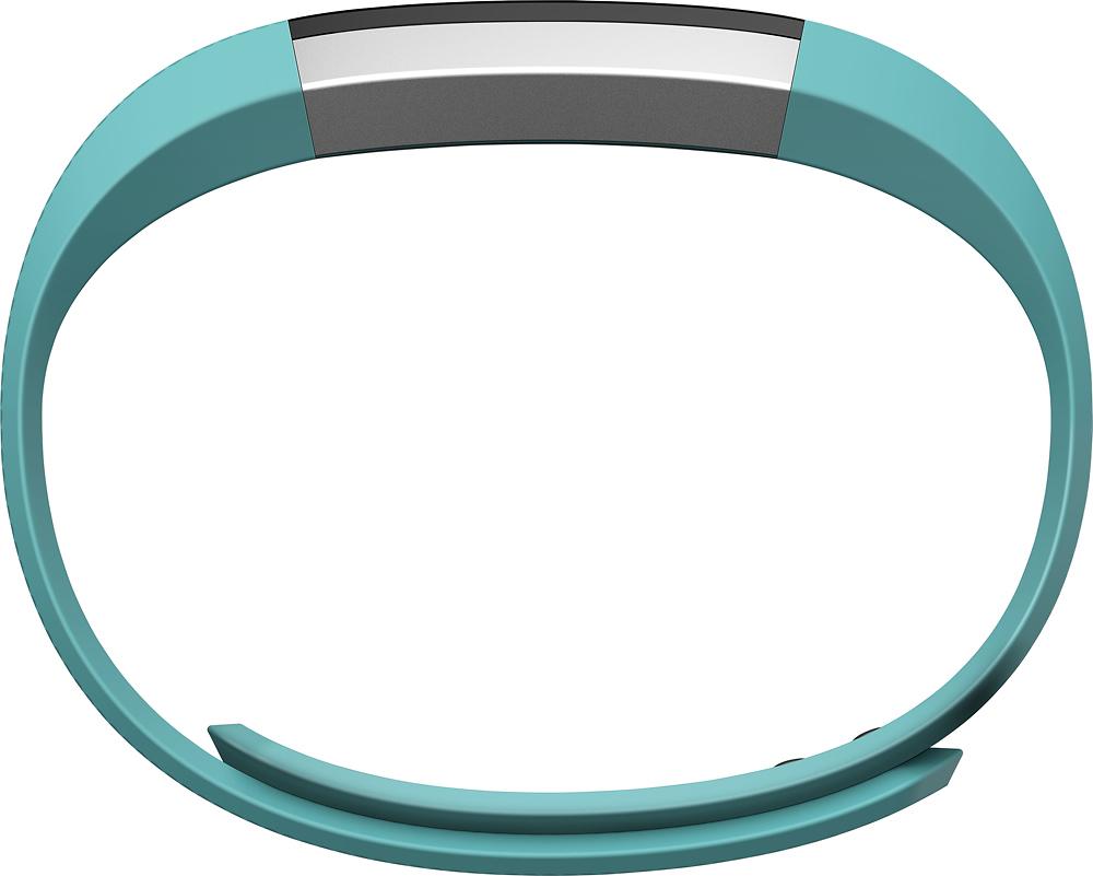 Best Buy En Linea: Fitbit - Correa Caucho Fitbit Alta - Talla Grande - Turquesa