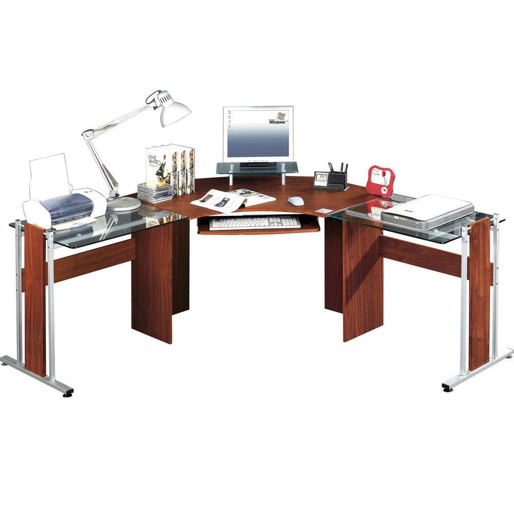 Office Max: Escritorio en L Skyline