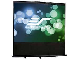 Amazon: Elite Screens Reflexion Series, 120-inch Diagonal Model: FM120V SOLO CDMX
