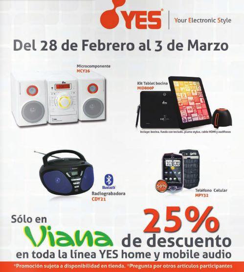"""Viana: pantalla LED LG de 42"""" $5,990 y más"""