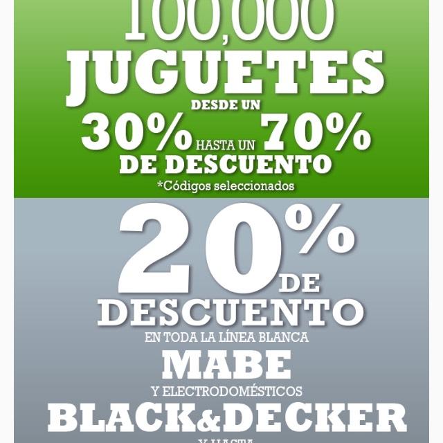 Soriana: descuentos en juguetes seleccionados de hasta 70%