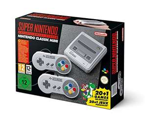 Amazon Es: Snes Mini Classic Europea