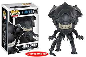 Amazon: Alien Queen Oversized 6''(Funkos Grandes) - Prime