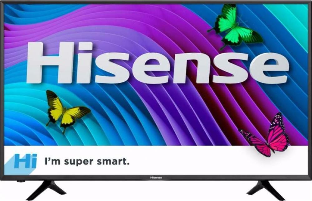 "Walmart: Pantalla Hisense 55"" 4K UHD Smart TV 55H6D"