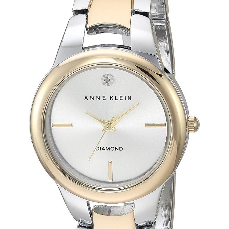 Amazon: Reloj Anne Klein para mujer ak-2629svtt