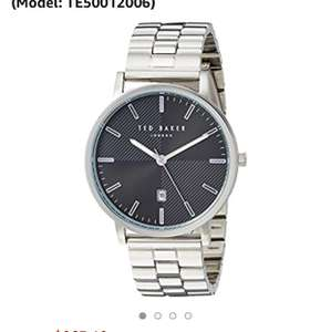 Amazon Mexico: Reloj Ted Baker TE50012006