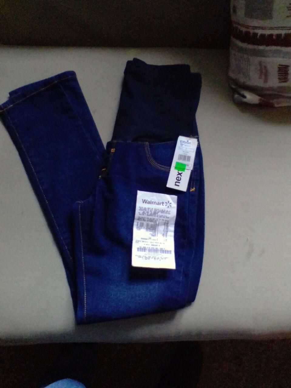 Walmart: Jeans de Maternidad a $5.03