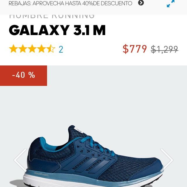 Adida: Adidas galaxy 3.1 m