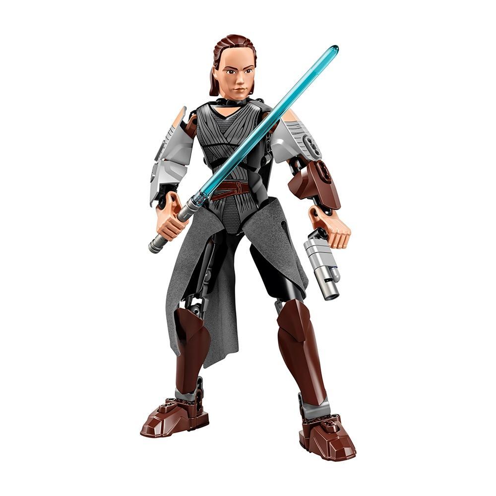 Walmart: LEGO Star Wars Rey 85 Piezas