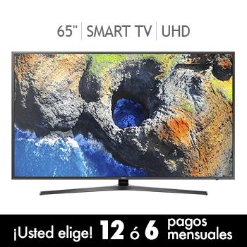 "Costco: Pantalla Samsung LED 65"" Smart TV Ultra HD"