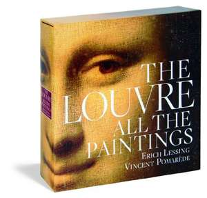 Amazon: Libro  The Louvre, All the paintings (deben elegir Amazon México)
