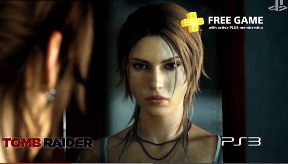 Juegos gratis para PlayStation Plus en marzo (incluye Tomb Raider)