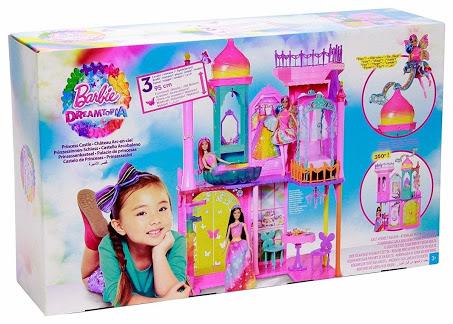 Bodega Aurrerá: Castillo Mágico de Barbie