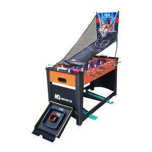Sam's Club en linea: Mesa Multi Juegos MD Sports 4 en 1