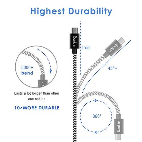 Amazon: Rankie Cable Micro USB a USB 2.0 macho A