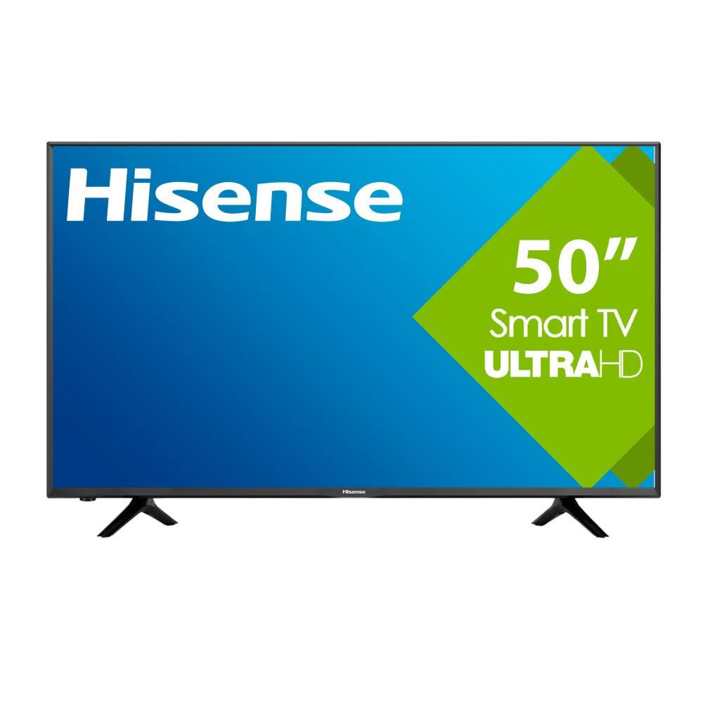 Sam's Club: Pantalla Hisense 50 Pulgadas LED 4K Smart TV