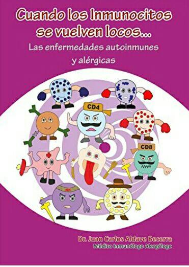 """Amazon: Kindle Gratis """"Cuando tu cuerpo se ataca a sí mismo"""" (3ero. Gratis de inmunología fácil)."""