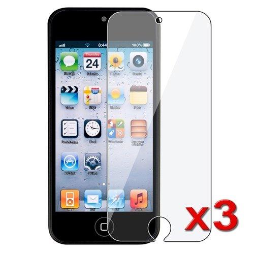 Amazon Mexico: 3 micas para iPod 5