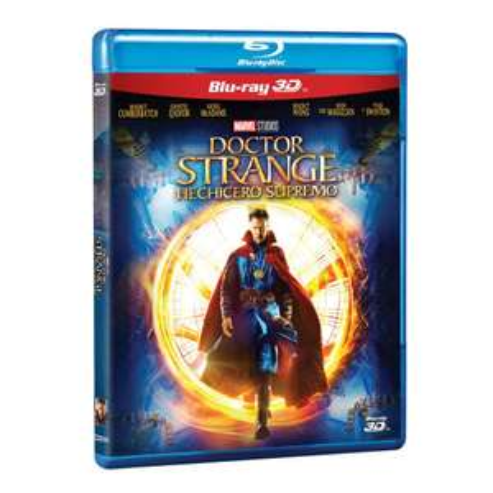 Walmart: Blu ray 3D Marvel Dr Strange