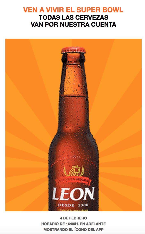 Fishers: Todas las cervezas gratis 4 de febrero