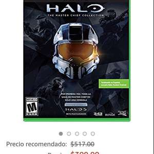 Amazon: Halo Master Chief Collection - Special Edition (PRIME) Xbox One